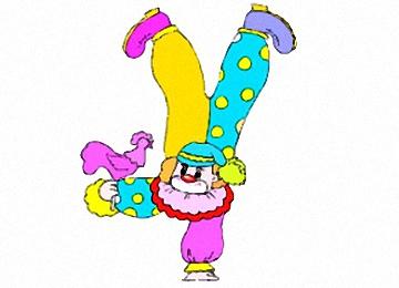 Clown Ausmalbilder Gratis