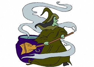 Hexen Bilder Zum Zeichnen